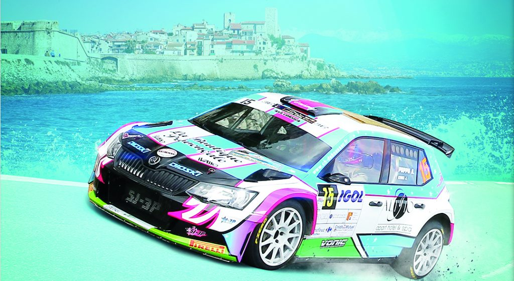 Save the date ! 53rd Rallye Antibes Côte d'Azur : 18th - 20th May 2018