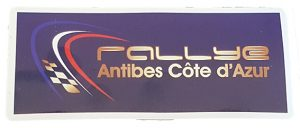 Sticker Rallye Antibes_det