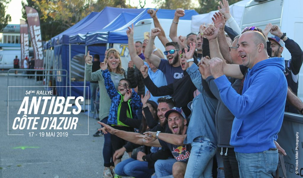 Newsletter 2 : Three Rallyes in one at the 54e Rallye Antibes Côte d'Azur !