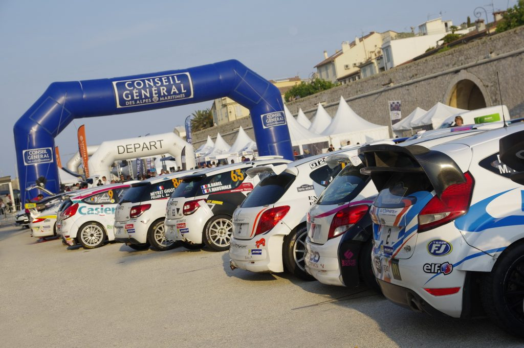 Several rallies at the start of the next edition