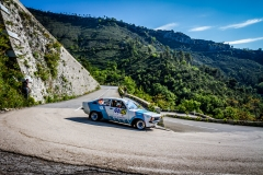 142 historic car during the 2018 French rally championship, rallye d'Antibes Cote D'Azur from May 18 to 20  at Antibes, France - Photo Thomas Fenetre / DPPI