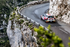 11 WAGNER William et MILLET Kevin, Volkswagen Polo R5, action during the 2019 French rally championship, rallye d'Antibes from May 17 to 19  at Antibes, France - Photo Thomas Fenetre / DPPI